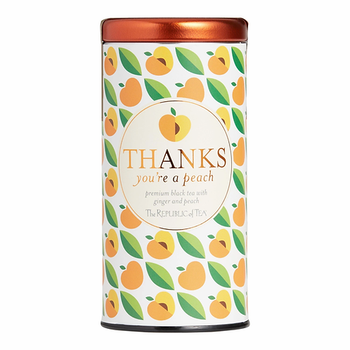 Thanks, You're a Peach