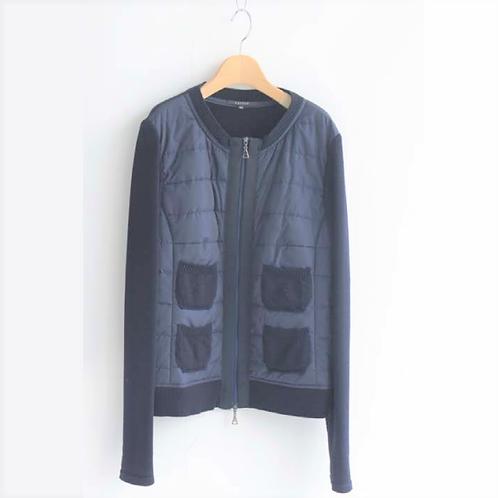 異素材ジャケット