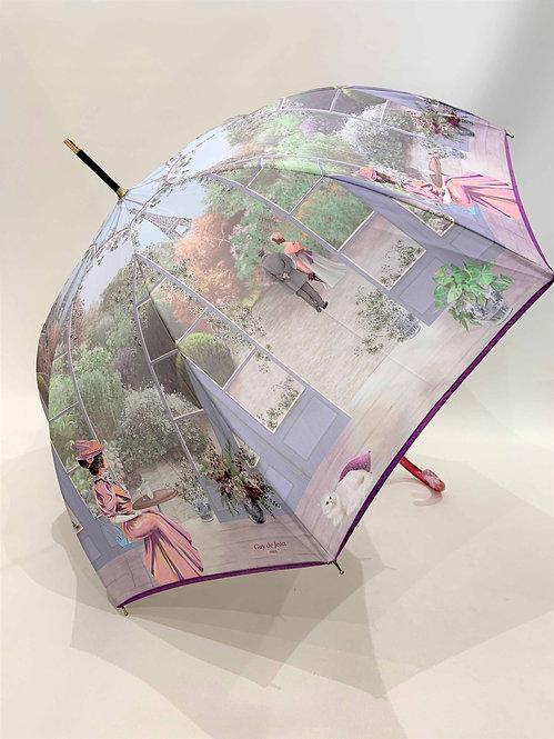 【フランス直輸入】Guy de Jean JARDIN 3P 傘