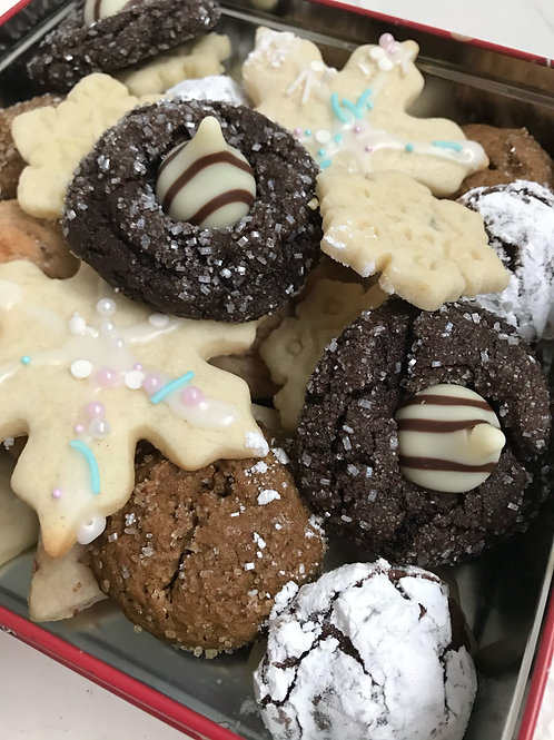 Holiday Cookies - The Baker's Rack