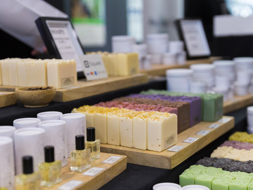 Stall Stories Series - Meet The Soap and Candle Co.