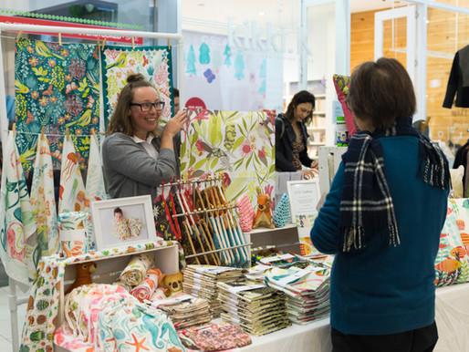 Stall Stories Series - Meet The Print Sisters