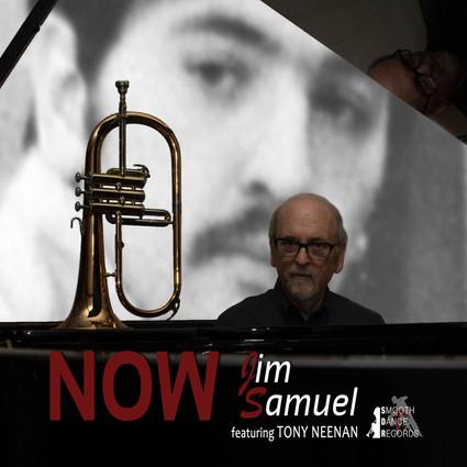 JIM SAMUEL Releases New Album: NOW