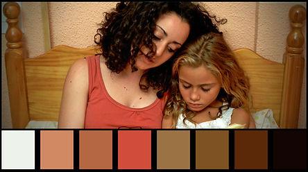 Color Grading por Alicia Bel