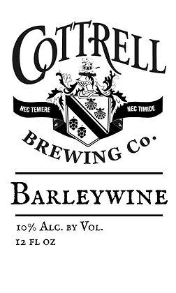 Barleywine 2020 | 12oz Bottle
