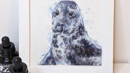 Seal Prints