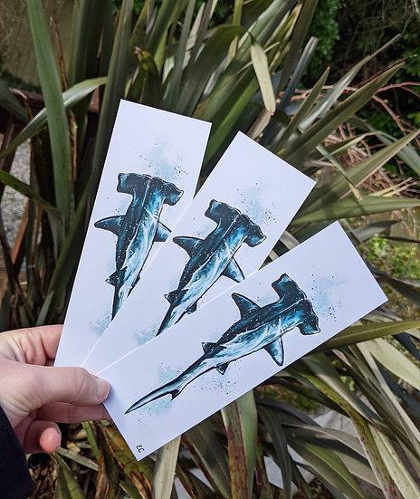 Shark Bookmarks