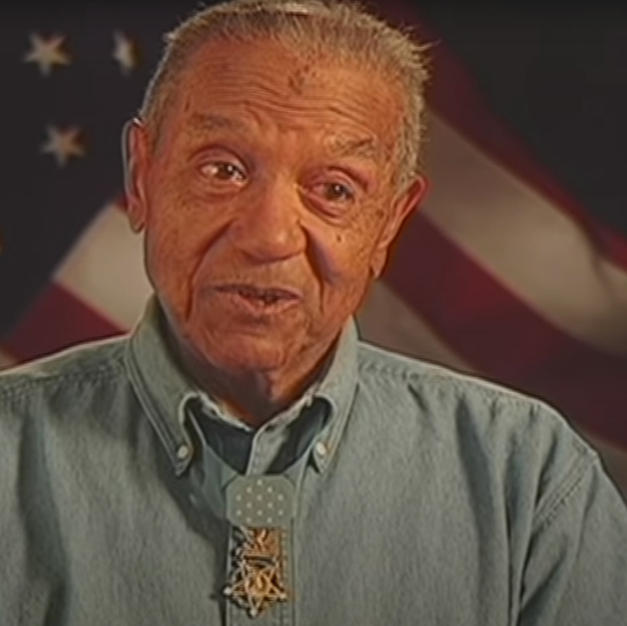 Vernon Baker, Medal of Honor Recipient