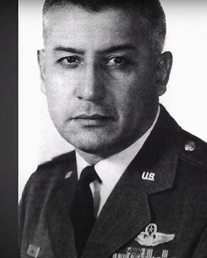 Enrique Cervantes Mexican American Pilot