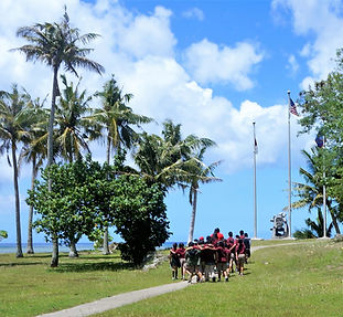Guam World War II Place-Based Learning A