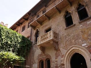 Il balcone di Giulietta e il bar al lago - come rendere magico un luogo (GRATIS)-