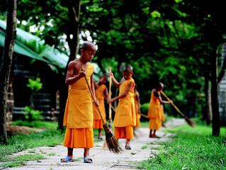 Ordine in casa: una possibile e straordinaria auto-terapia (lo dice anche un monaco buddista)