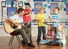 Taller de Música en Español para niñas y niños de 2 a 5 años
