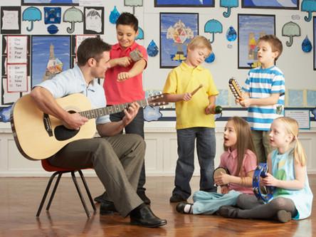 ¿Música en la educación o educación en la música?