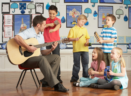 Benefits of Music for Children: The Effect of Music on Child Development