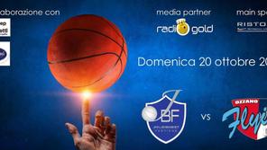 Fabriano - Sinermatic Ozzano in diretta streaming