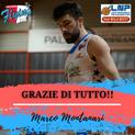 I New Flying Balls salutano Marco Montanari