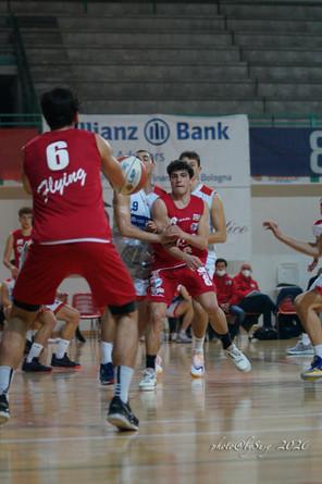 Ozzano supera il Bologna Basket, terzo posto al Trofeo For