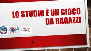 Lo studio è un gioco da ragazzi: nasce il progetto CMO-MateMagia