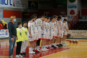 Recupero infrasettimanale a Firenze per i New Flying Balls