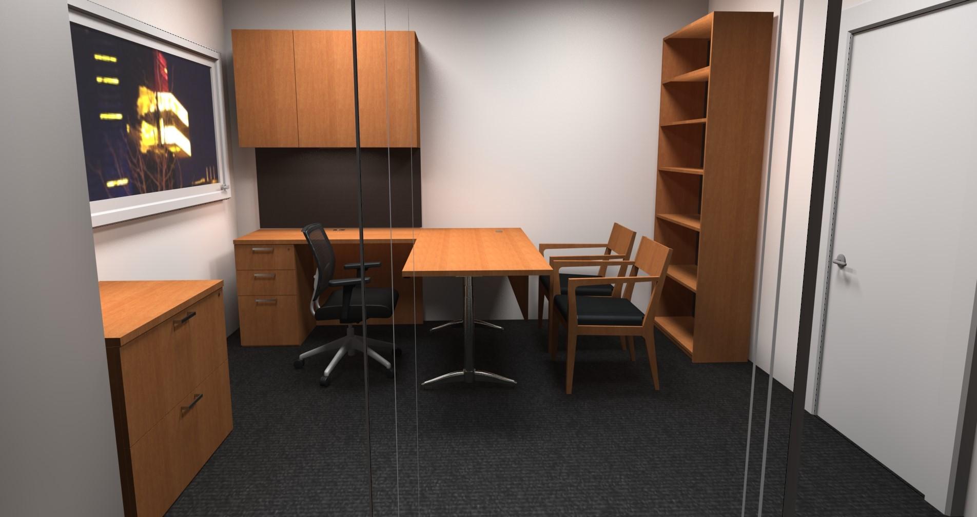 Corner Office 1