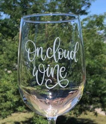 On cloud wine