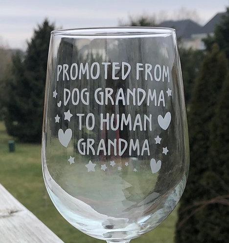 Promoted Grandma