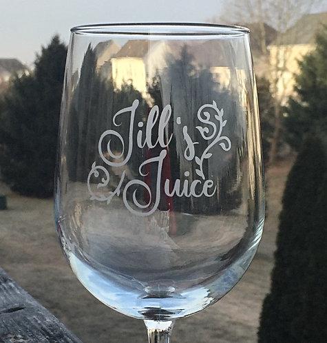 Jill's Juice