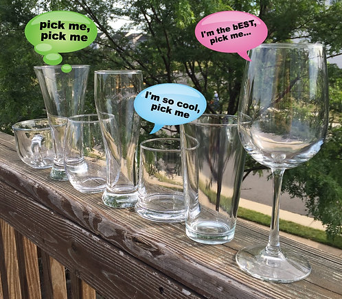 Design your own Drinkware Glass