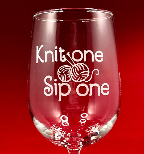 Knit One, Sip One