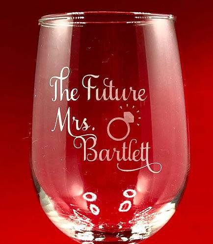 The Future Mrs. ....