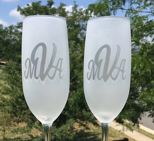 Frosted Flutes