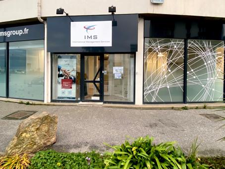 IMS France - Nouvelle Agence