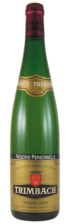 Trimbach Pinot Gris Reserve Personelle