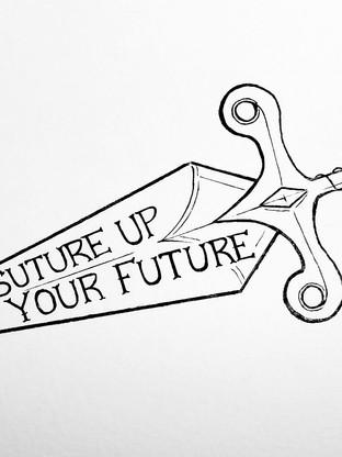 Dagger tattoo commission
