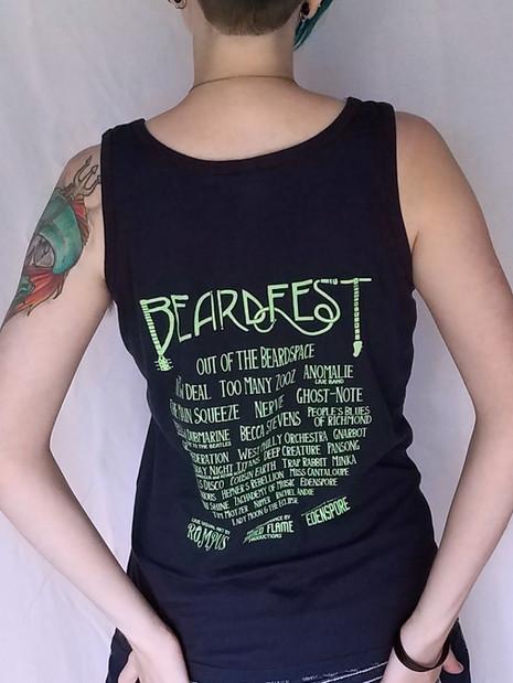 Beardfest 2019 Official Tank Top