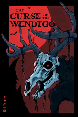 The Curse of the Wendigo (cover)