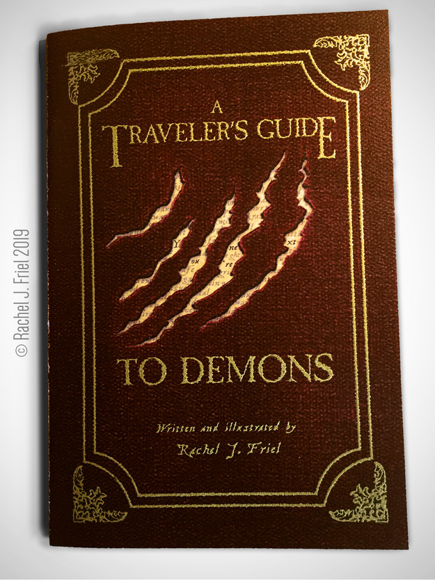 """""""A Traveler's Guide to Demons"""""""