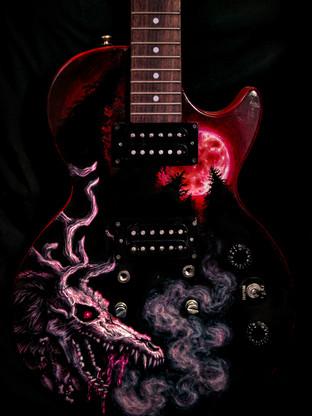 Wendigo guitar