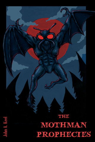 The Mothman Prophecies (cover)