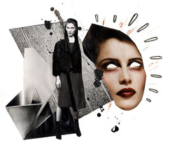 collage for thecity.is magazine