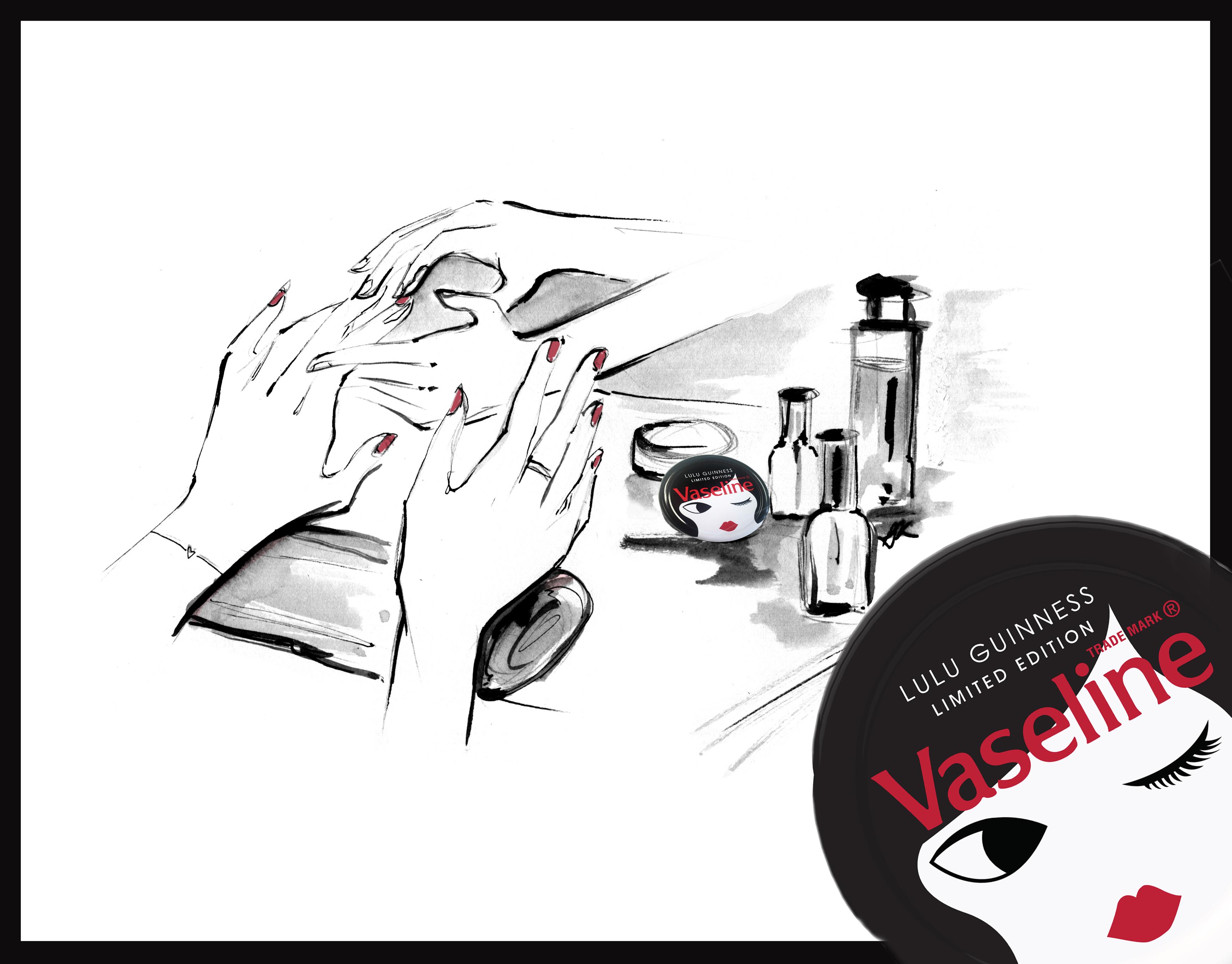Vaseline - Nail Spa