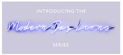Modern Day icons - logo / branding