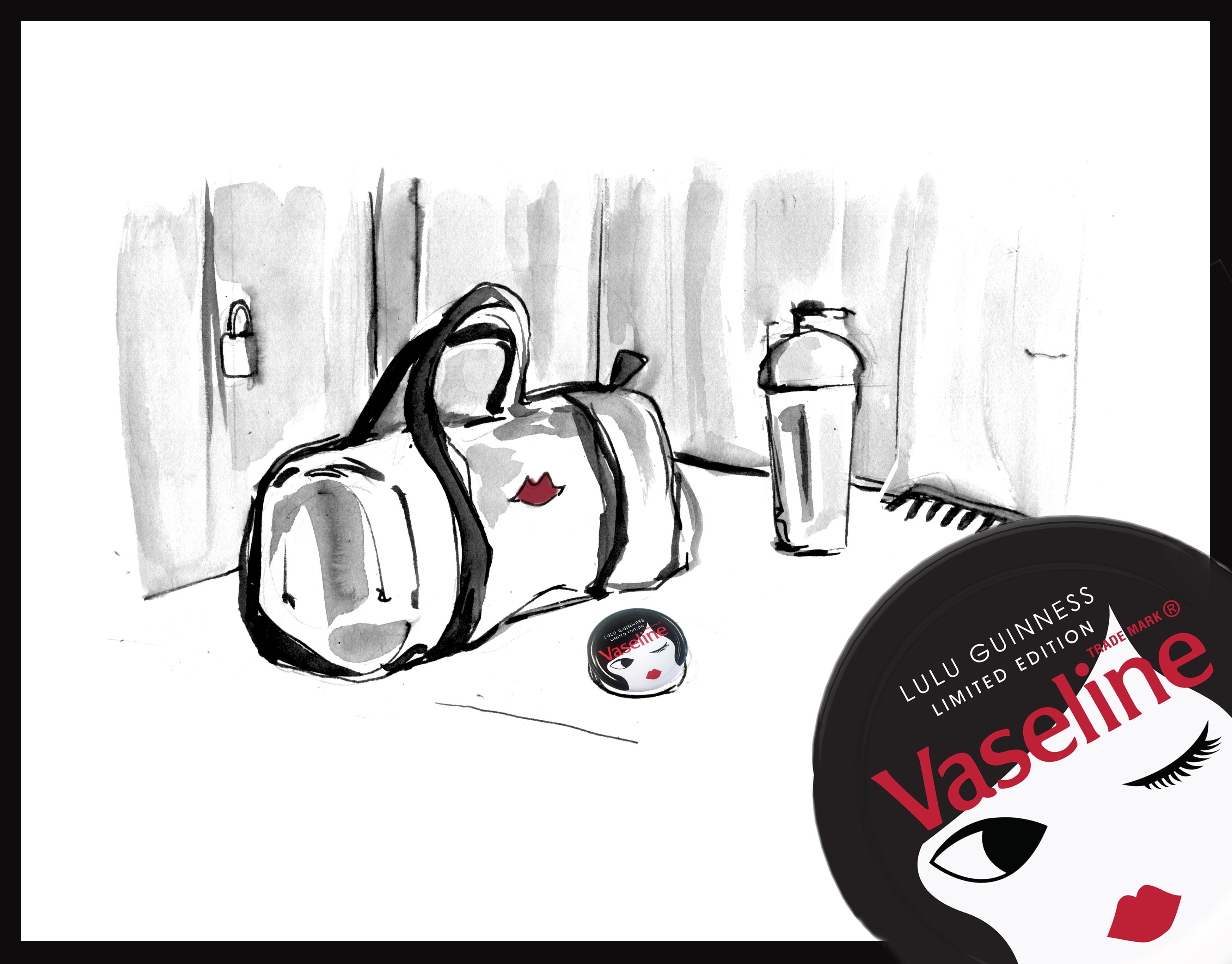 Vaseline - Gym