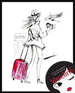 Vaseline - Travel