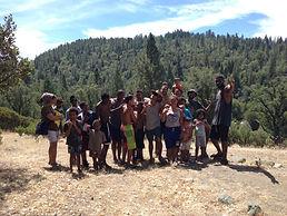 Legacy Camping Trip