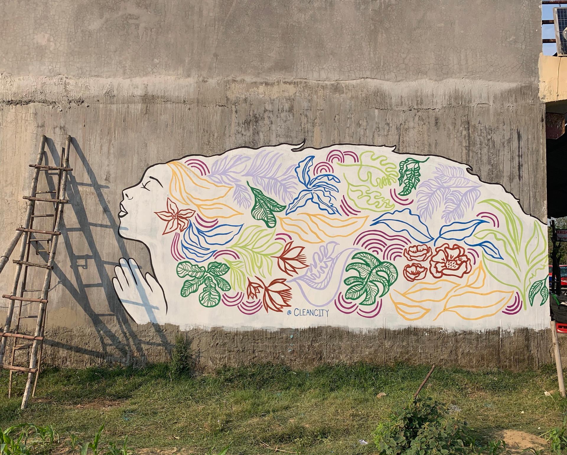 Clean City Mural