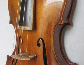 The Inveresk Fiddle – National Trust for Scotland Concerts