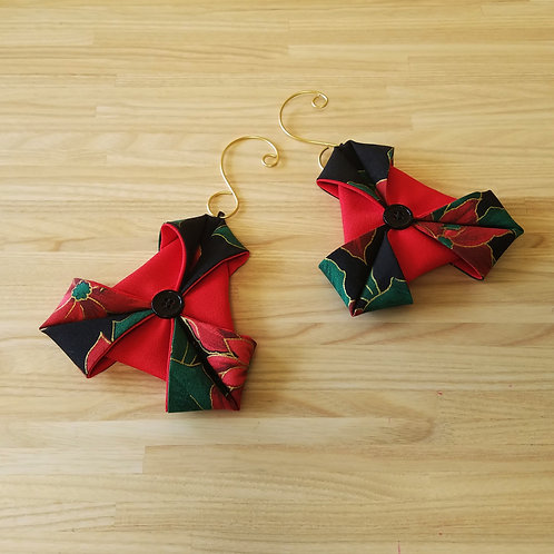 Christmas Ornament Set of 4