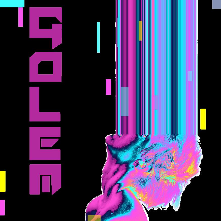 Golem Facemelt Sticker.png